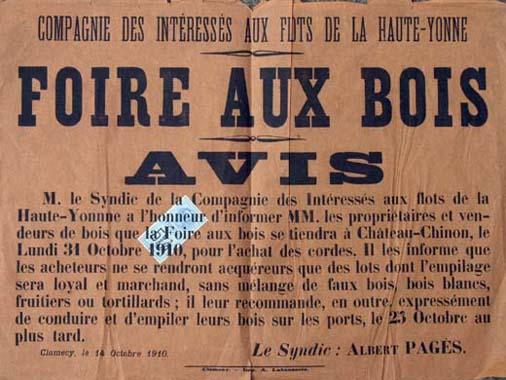 commercialisation(Confrérie Saint-Nicolas Clamecy)